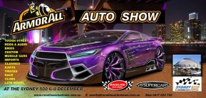 Sydney Telstra 500 Armor All Auto Show 2013