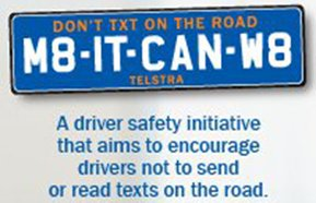 M8 It Can W8 Driver Safety Initiative