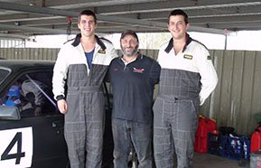 The Marchello Brothers launch their Car Racing Career!!!